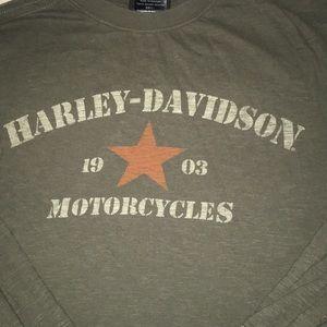 Harley-Davidson men's long sleeve t-shirt